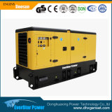 250kVA Silent Diesel Generator Powered durch Doosan Engine P126ti
