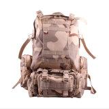 Backpack армии большой емкости мешка оптового высокого качества воинский