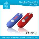 Modieuze OEM 8g 16GB 32GB USB 3.0 van het nieuwe Product de Plastic Aandrijving van het Geheugen USB met Keychain