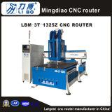 Router multifunzionale Lbm-3t-1325z di CNC di vendita calda di Libo