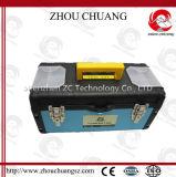 Kit di bloccaggio del lucchetto di sicurezza con lo strato del ferro di placcatura e la plastica industriale pp
