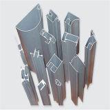 Алюминиевый профиль для конструкции строительного материала использовал