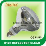 R125-E27 125W 250W 375W Clear Refelctor Bulb