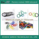Flache Silikon-Gummi-Ring-Großhandelsdichtung