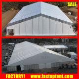 Большой алюминиевый шатер партии крышки PVC структуры для шатра пакгауза
