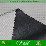 Ткань курток верхней части ткани ткани памяти полиэфира Bonded