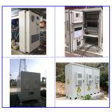 600W屋外の産業壁に取り付けられた電気通信のキオスクのキャビネットのエアコン