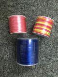 Cordon de polyester pour l'expédition/empaqueter/garantie/vêtement/pêche/vêtement de décoration