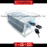 6개의 갑판 트럼프패 (YM-SH02)를 위한 카지노 상인 상자