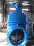 Válvula de porta grande do tamanho BS5163