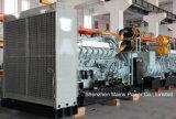 générateur diesel industriel de Mitsubishi d'alimentation générale de 2100kVA 1680kw
