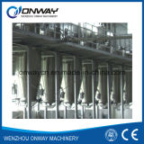 Tanque erval solvente energy-saving eficiente elevado de Diacolation da indústria da máquina da extração do preço de fábrica do preço de fábrica de Tq