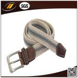 高品質の人の偶然のベルトのベルトによって編まれる強い編みこみのベルト