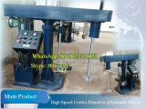 40HP Hydraulic High Speed Mixer mit Cowles Disc für Pain und Sauce