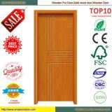 Porte en bois moderne de pièce de bonne vente