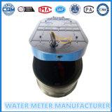 Casella di plastica del flussometro dell'acqua per i metri ad acqua (Dn15-20mm)