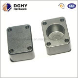 A fábrica fêz a aço inoxidável as peças fazendo à máquina do CNC da precisão de alumínio de bronze