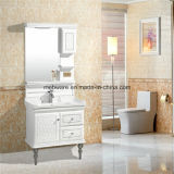 좋은 PVC Bathroom Cabinets Floor - 거치된 Wall Mounted Bathroom Vanity