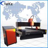 machines en pierre de couteau de commande numérique par ordinateur du découpage 5kw de 1300X2500mm