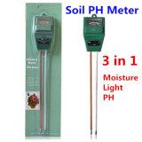정원 토양 측정 계기 햇빛 빛 시험 미터 습기 ph-미터3 에서 1