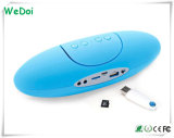 Altofalante de Bluetooth do rugby popular mini com o rádio de FM com garantia de 1 ano (WY-SP13)