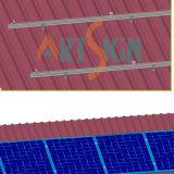 شمسيّ معدن سقف قاعدة نظامة