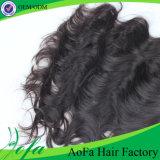 7A Grade Natural Wave Hair Virgin Menschenhaar Extension