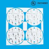 LEDのためのTaiyoの白いインクが付いているアルミニウムPCB