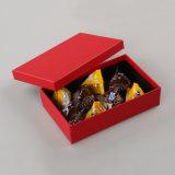 Inventario de nuevo proyecto de caja de embalaje de papel rojo (QY150082)