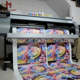 Sticky lourd 100GSM Anti-Ghosting Tacky Sublimation Transfer Paper