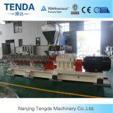Máquina plástica recicl de alta velocidade com tubulação/perfil