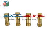 Крепежные детали вспомогательного оборудования топления воды латунные (XINYU-C-001)