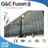 공장 싼 외벽 가격 또는 눈에 보이는 알루미늄 프레임 유리제 외벽 또는 유리 외벽 가격