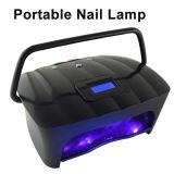 Auto Sensor Nail 54W lâmpada LED UV com função de bateria recarregável