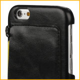 iPhone 6 Leather Case 6sのための2016方法Customize Wallet Flip Leather Case、