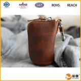 Nuovo sacchetto di cuoio di tasto dell'automobile, fabbricazione chiave del sacchetto in Cina