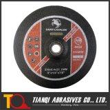 Подавленный диск шлифовки центров для металла/стали 230X7.0X22.23