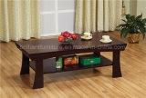 長方形の方法コーヒー/茶表の居間の家具(DMEA018)