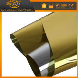 Película solar de oro de plata del tinte de la ventana del aislante de calor para Architucture