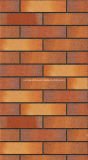 Exterior Wall Brick 60*240mm Rd6202のための粘土Split Tile