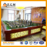 Modelos do edifício residencial/modelo da propriedade de /Real do modelo edifício do projeto/modelo do apartamento