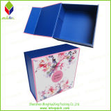Maschinenhälfte Paper Gift Packaging Storage Box mit Ribbon