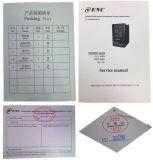 Steuerfrequenz-Inverter des Vektor0.2~1.5kw für einphasig-Motoren
