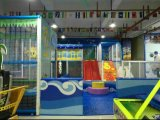Kids Inflatable Acrade MachineのためのMantong New Design Cheap Soft Kids Playground Indoor Playground