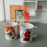 Lanyards/Sublimation Mug CupかMouse PadのためのA4/A3 Size Sheet Sublimation Heat Transfer Paper