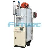 chaudière à vapeur allumée verticale de pétrole de tuyau d'eau des avantages compétitifs 300kg/H (gaz)