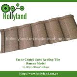 Folha material de alumínio revestida de pedra de Buliding (romana)
