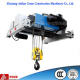 5 tonnellate Design europeo Wire Rope Electric Hoist con Abm Motor
