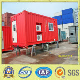 Camera modulare prefabbricata del contenitore con la cucina