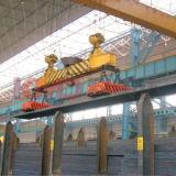 製鉄所の材料を扱うための持ち上がる電磁石
